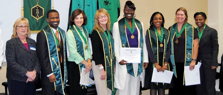 Recent Induction Ceremony